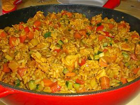 Reispfanne #spitzkohlrezeptehackfleisch