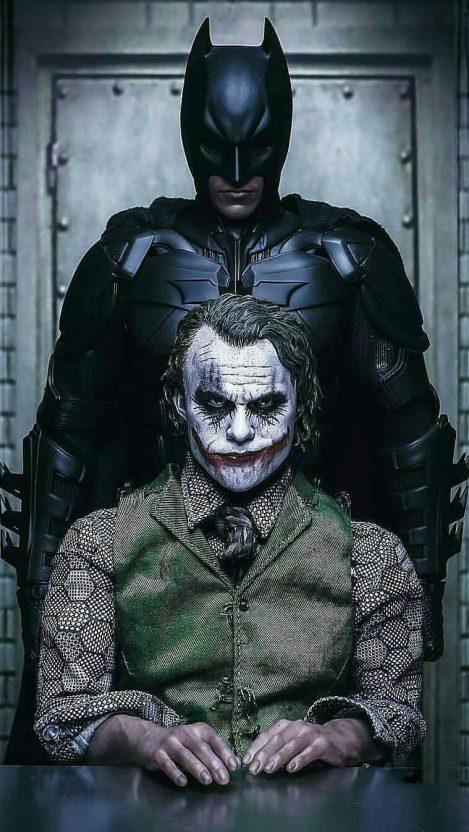 Joker Vs Batman Iphone Wallpaper Free Getintopik Batman Joker Wallpaper Batman Joker Batman Vs Joker