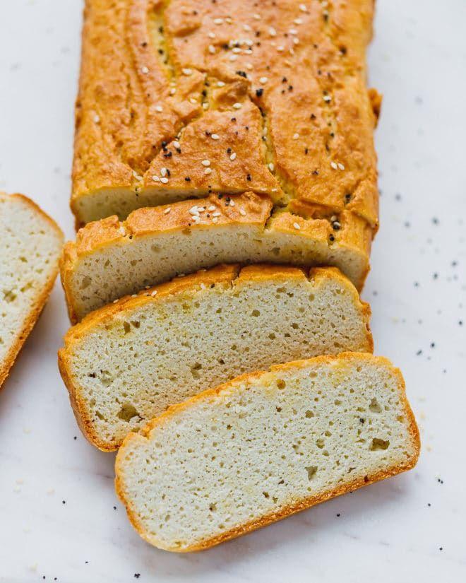 Easy Keto Bread Recipe: Low-carb, Non-eggy, Gluten And