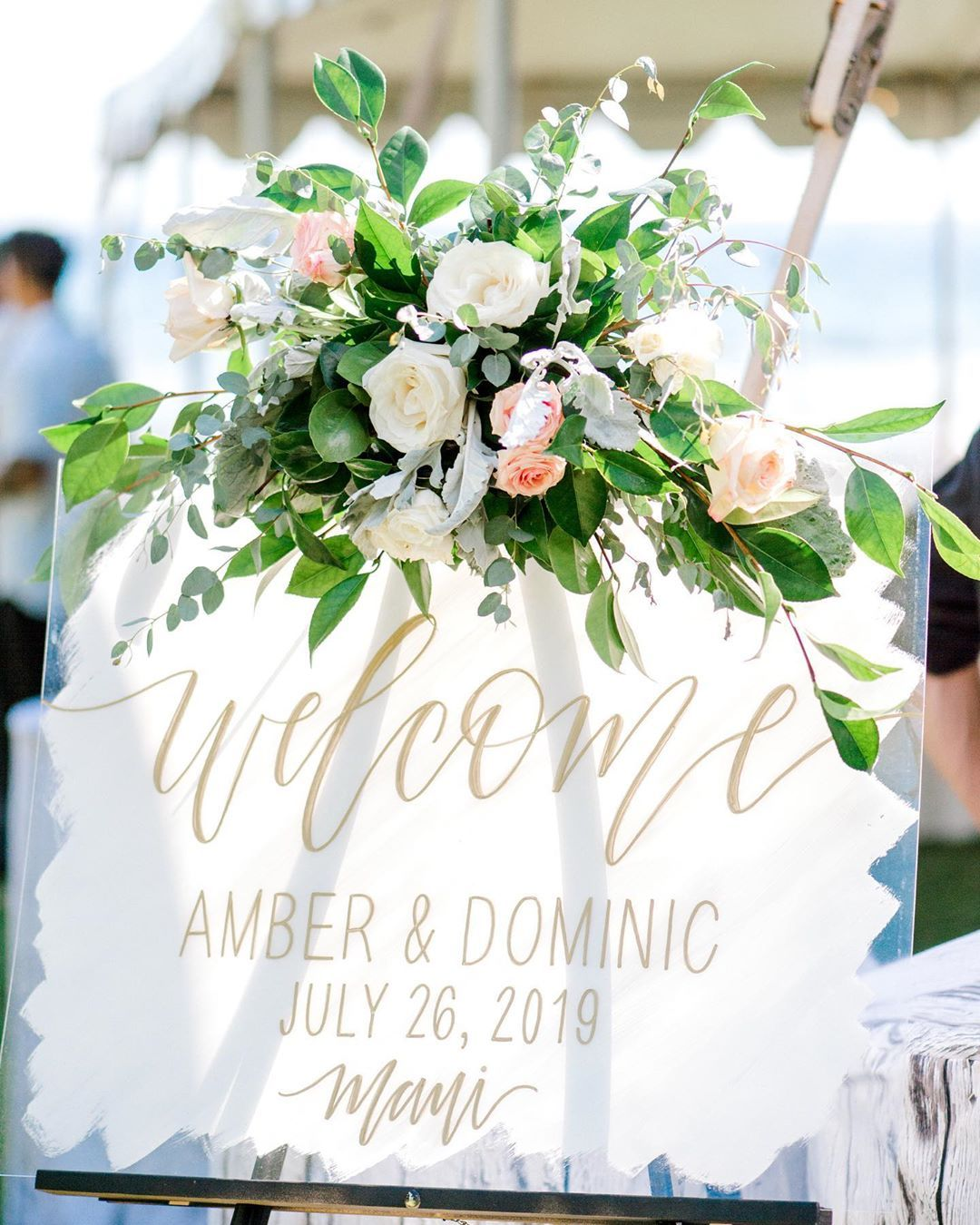 A luxury wedding event planning company on maui
