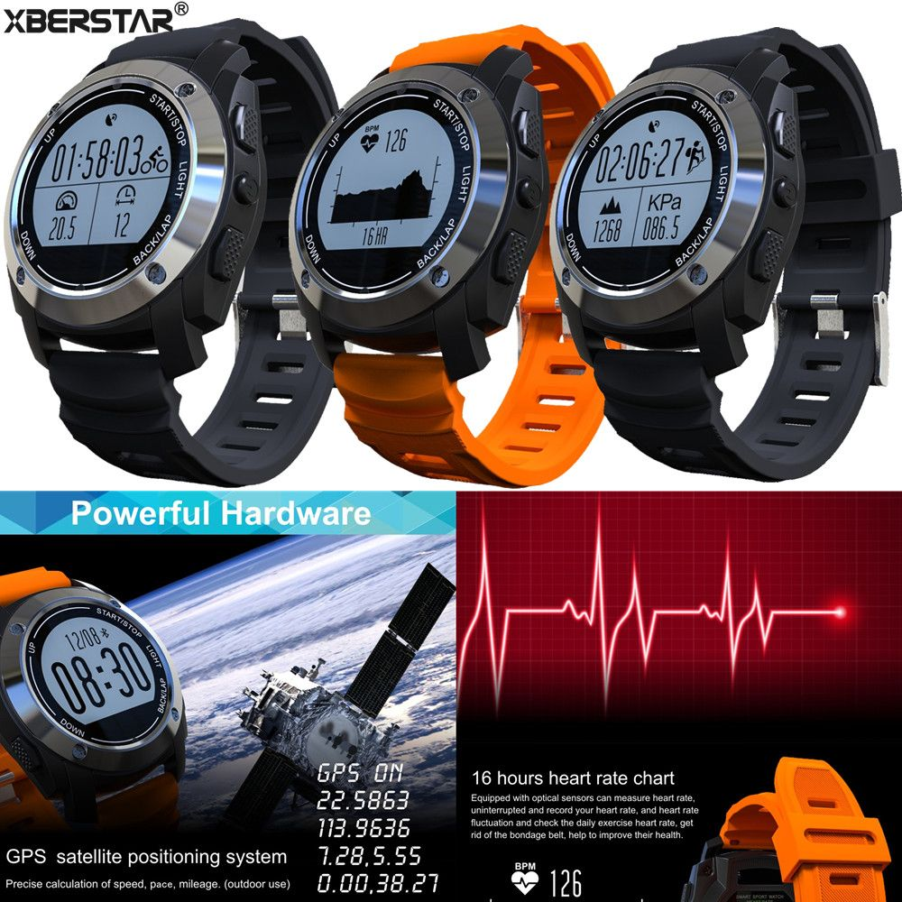 click to buy u003c u003c outdoor sports gps sport smart watch supporting