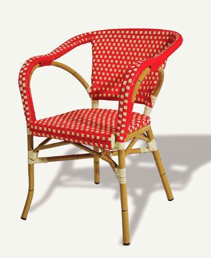 Sillon Rivoli Rojo Rotten Class Http Www Artesaniadecoracion Com Sillas Muebles Para Terrazas Madera De Teca