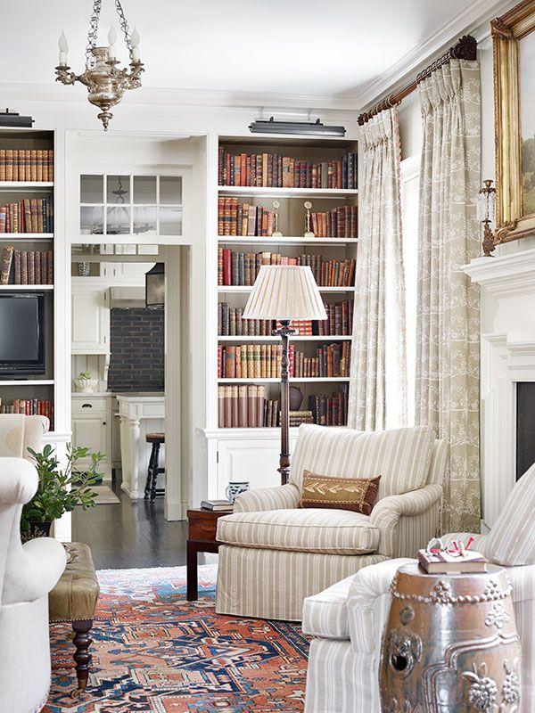 Bill litchfield designs the architecture of william b - Home interior decorators in atlanta ga ...