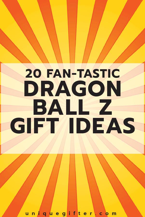 These Dragon Ball Z Gifts Are Super Saiyan