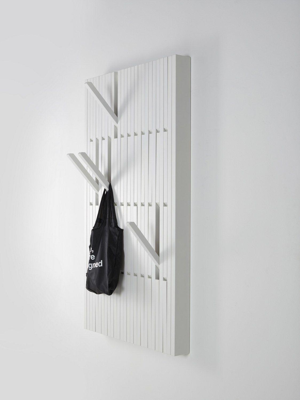 Appendiabiti Di Design Moderno.Piano White Design Spot Appendiabiti Appendiabiti Da Parete E