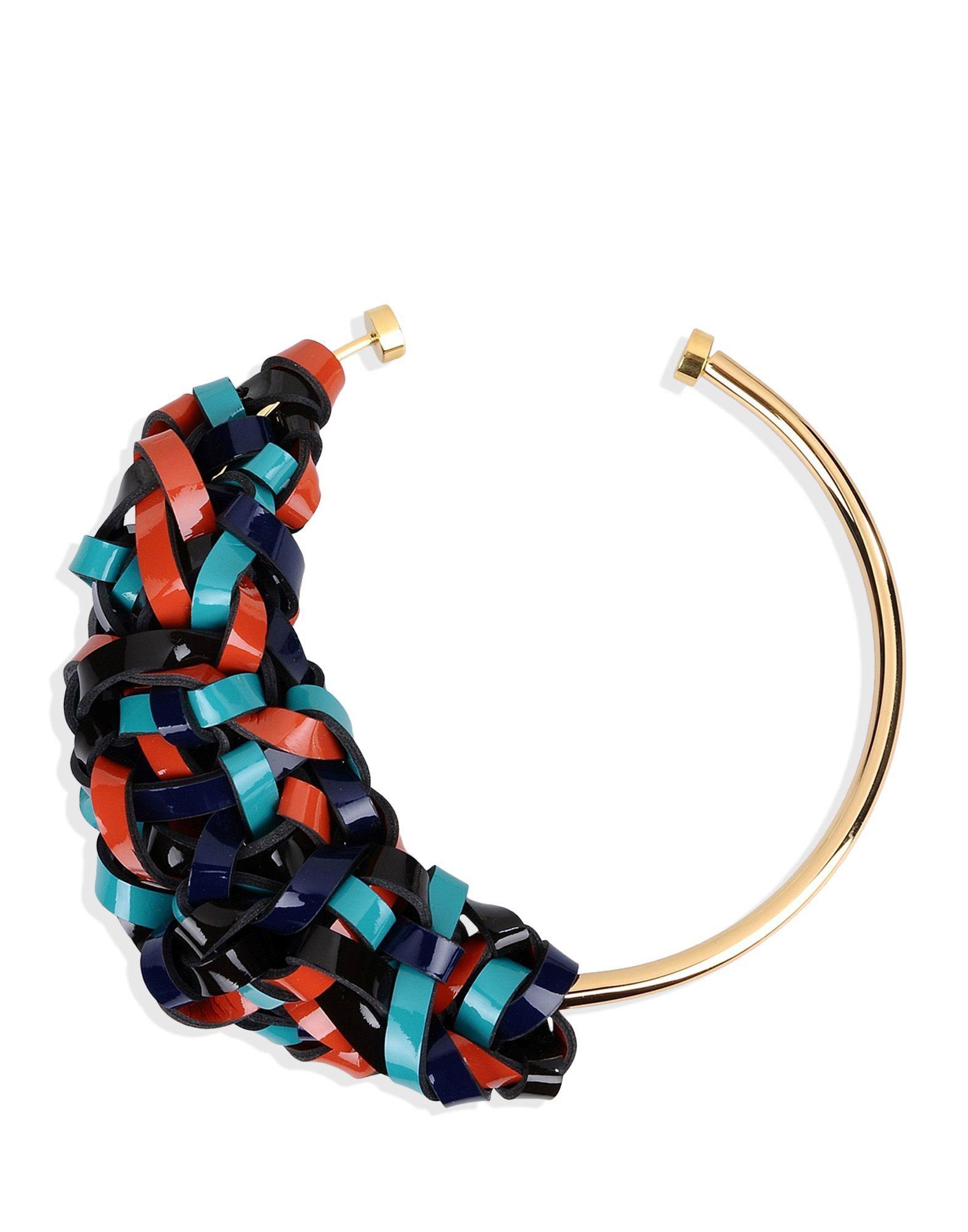 Marni Necklace, $715; thecorner.com - ELLE.com