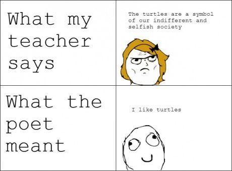Ratemyprofessors English Teacher Humor English Literature Quotes Literature Humor