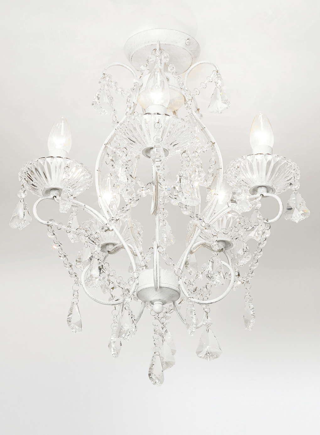 Hermione 5 light Flush Ceiling Light - BHS   Home ideas   Pinterest ...