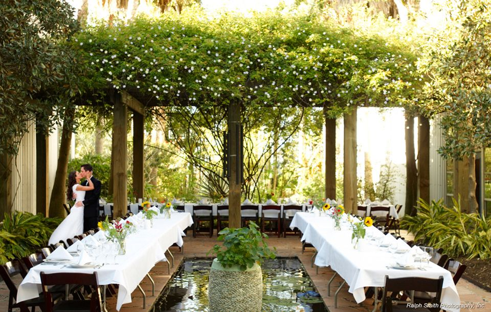 """7 Unique Wedding Venues in Houston to Say """"I Do"""" In"""
