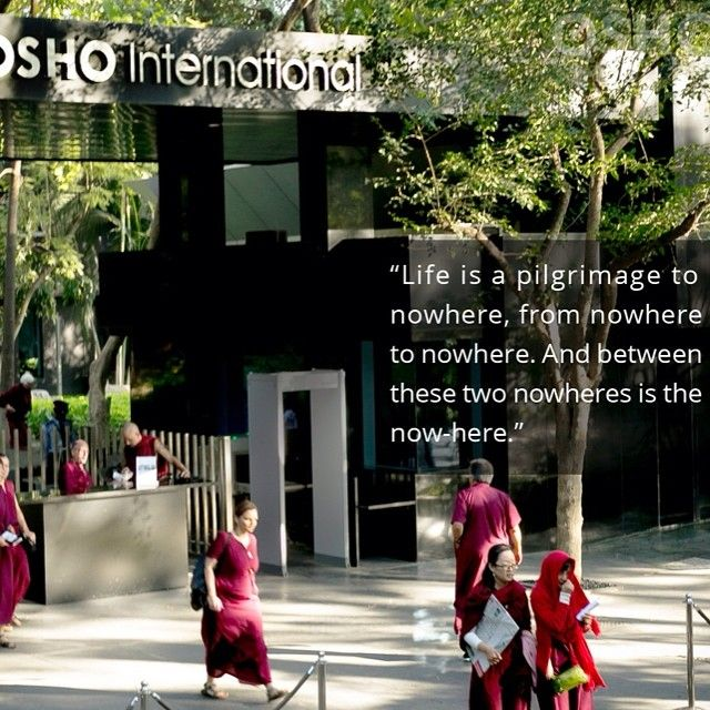 Gateless Gate #oshointernational #meditationresort #osho
