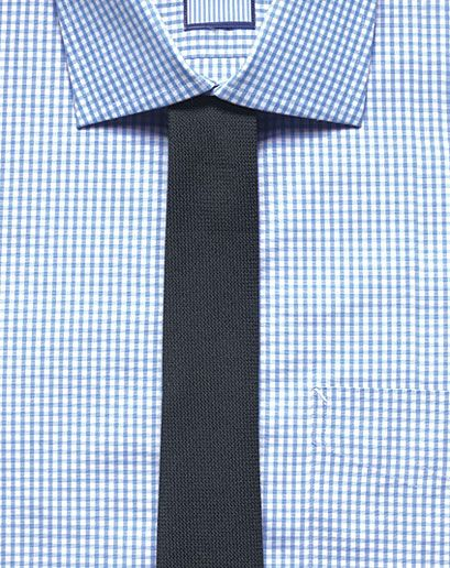 Best 6 Winter Streetwear Outfit Combinations: Gingham Shirt X Knit Tie = Awesome