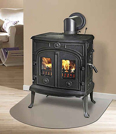 gussofen comet 8 kw externe luftzufuhr stove. Black Bedroom Furniture Sets. Home Design Ideas