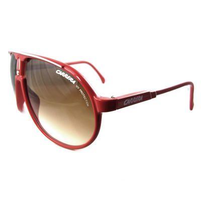 Carrera Sunglasses, Carrera Sunglasses Champion /P 85Aid Red Brown Gradient-$136