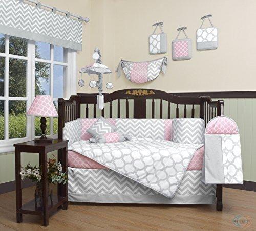 Cotton Tale Designs 8 Piece Bedding Set Poppy PY8S