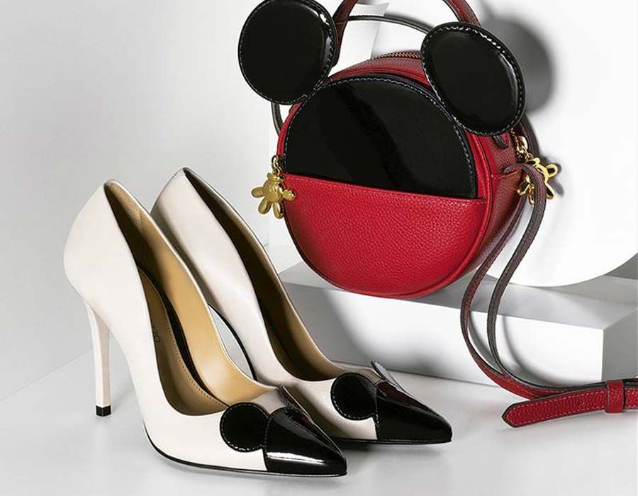 2ca478789 Disney X Arezzo - Sapatos e bolsas do Mickey | Mickey | Mickey shoes ...