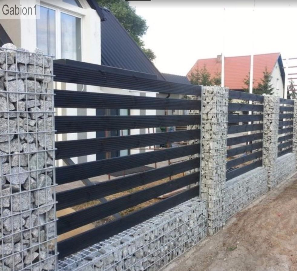 Sweet and spicy bacon wrapped chicken tenders gabion for Wall fence ideas