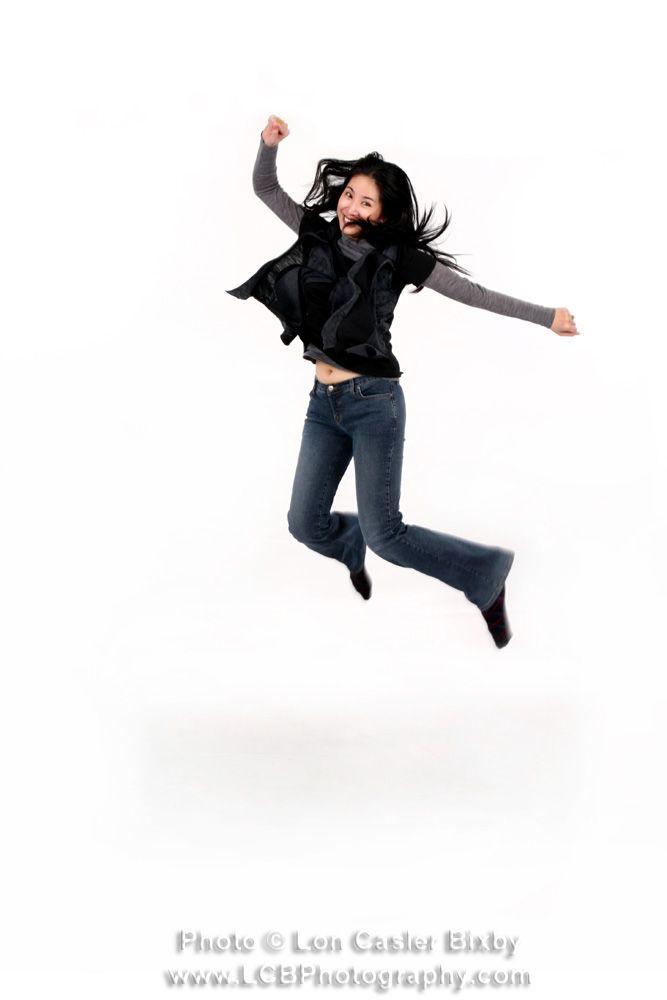 Title: Jump - No. 007 -   Photo: Lon Casler Bixby -   Web: www.neoichi.com -   Model: Jackie