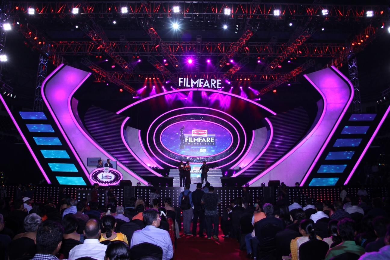 Filmfare Awards | Event Show & Performance | Concert stage