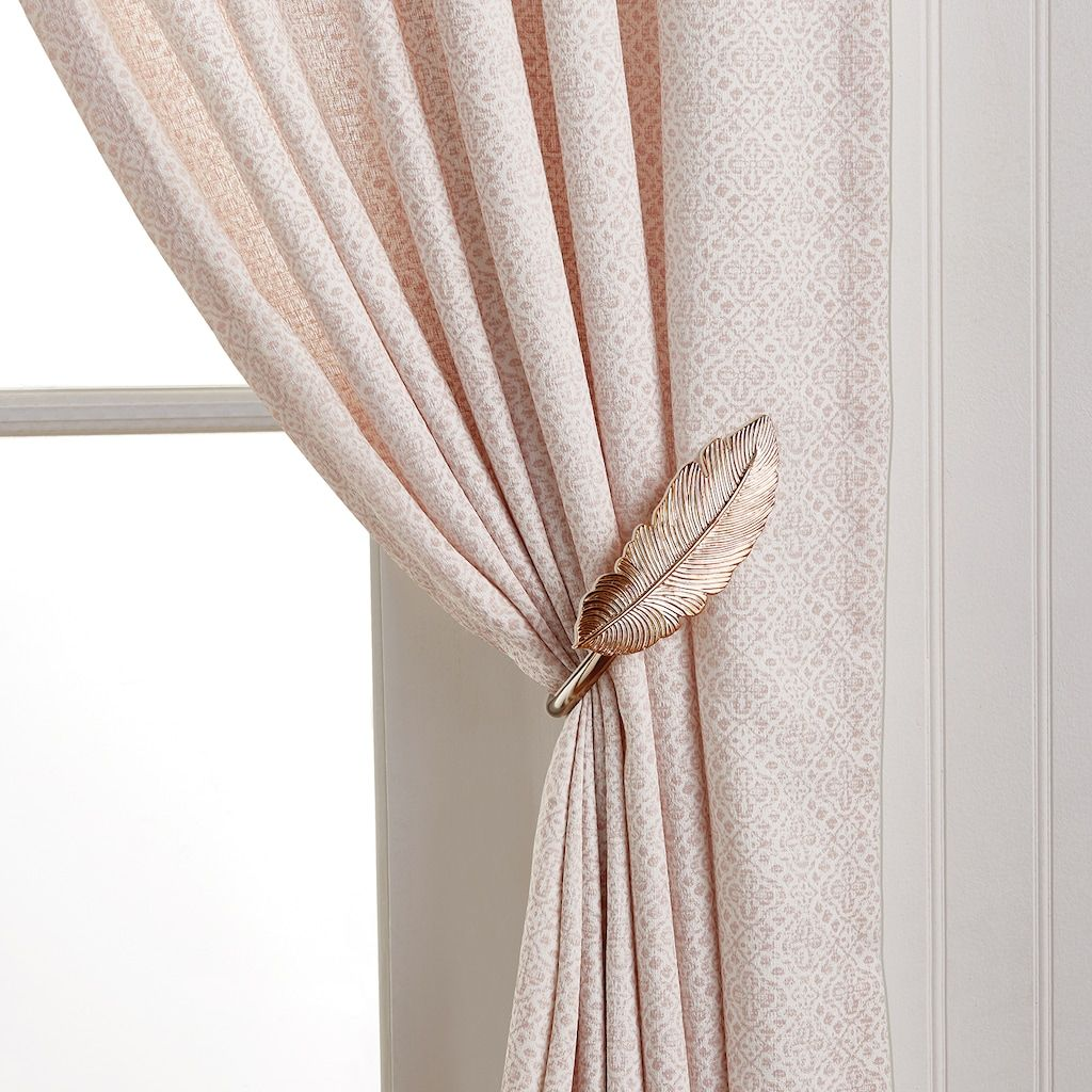 Lc Lauren Conrad Feather Window Curtain Tie Back Kohls In 2020