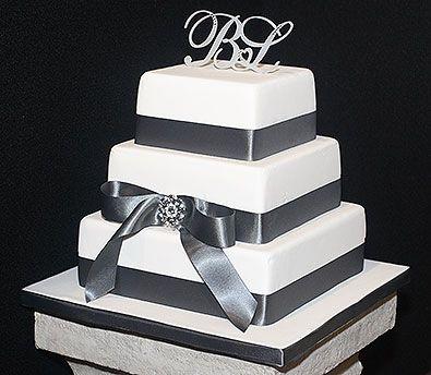 square cakes   Wedding Cakes   Pinterest   Square cakes, Wedding ...