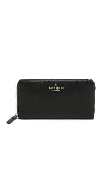 Kate Spade New York Cobble Hill Lacey Wallet | SHOPBOP