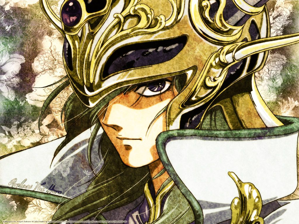 Prince Arislan, from anime with same title. An epic story of loyalty, honour and freedom.
