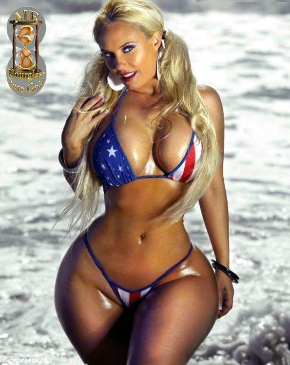 Nikki sexx blonde solo