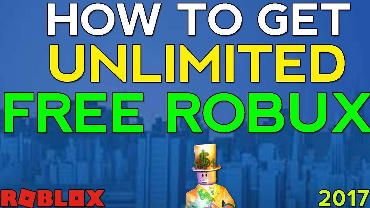 Roblox Robux Generator Get Unlimited Free Robux No Survey In 2019