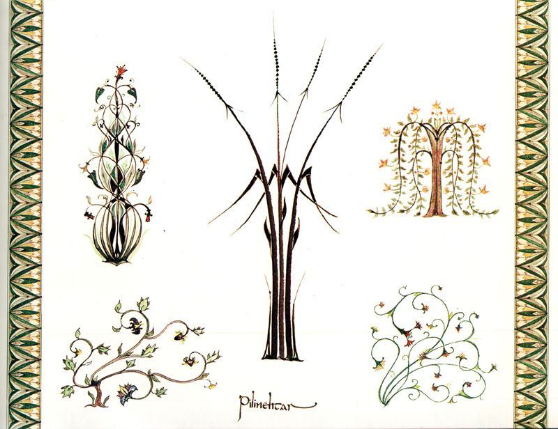 Tolkien Designs
