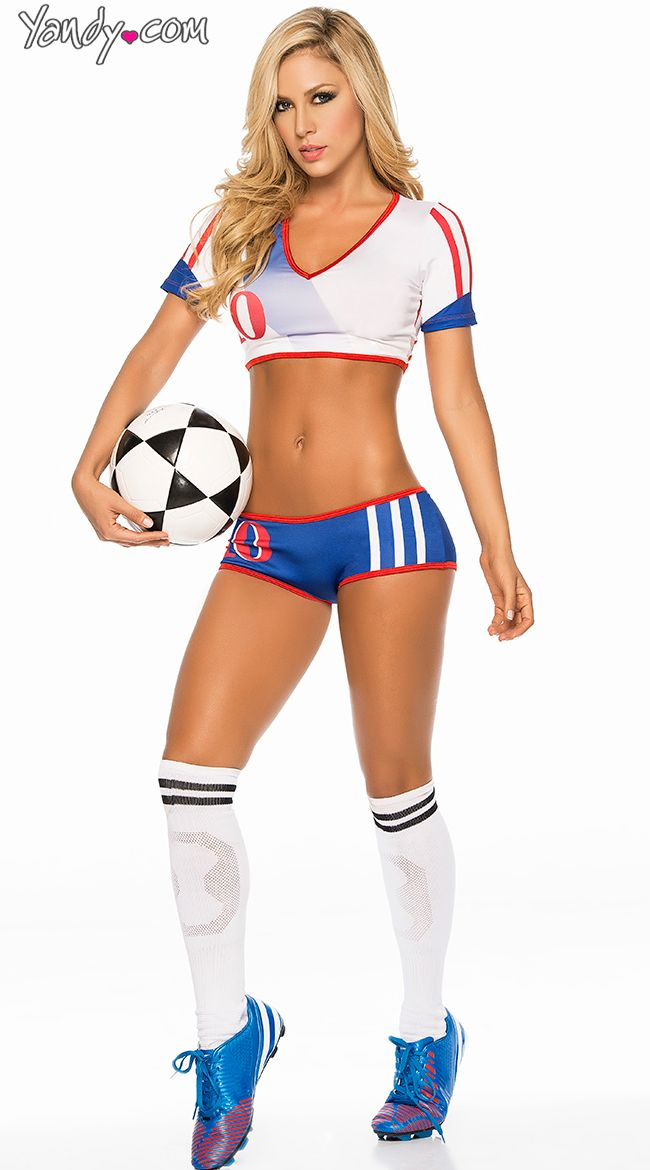 89a129ed85a USA Soccer Player Costume