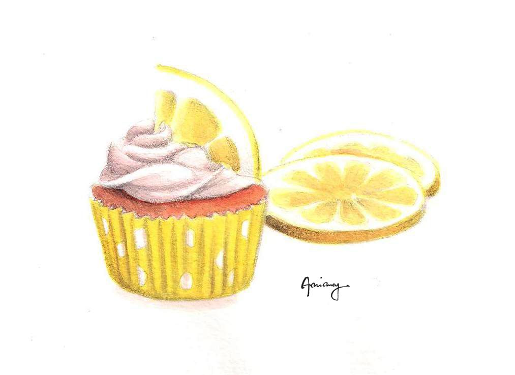 Lemon By Ana Monti Dessin