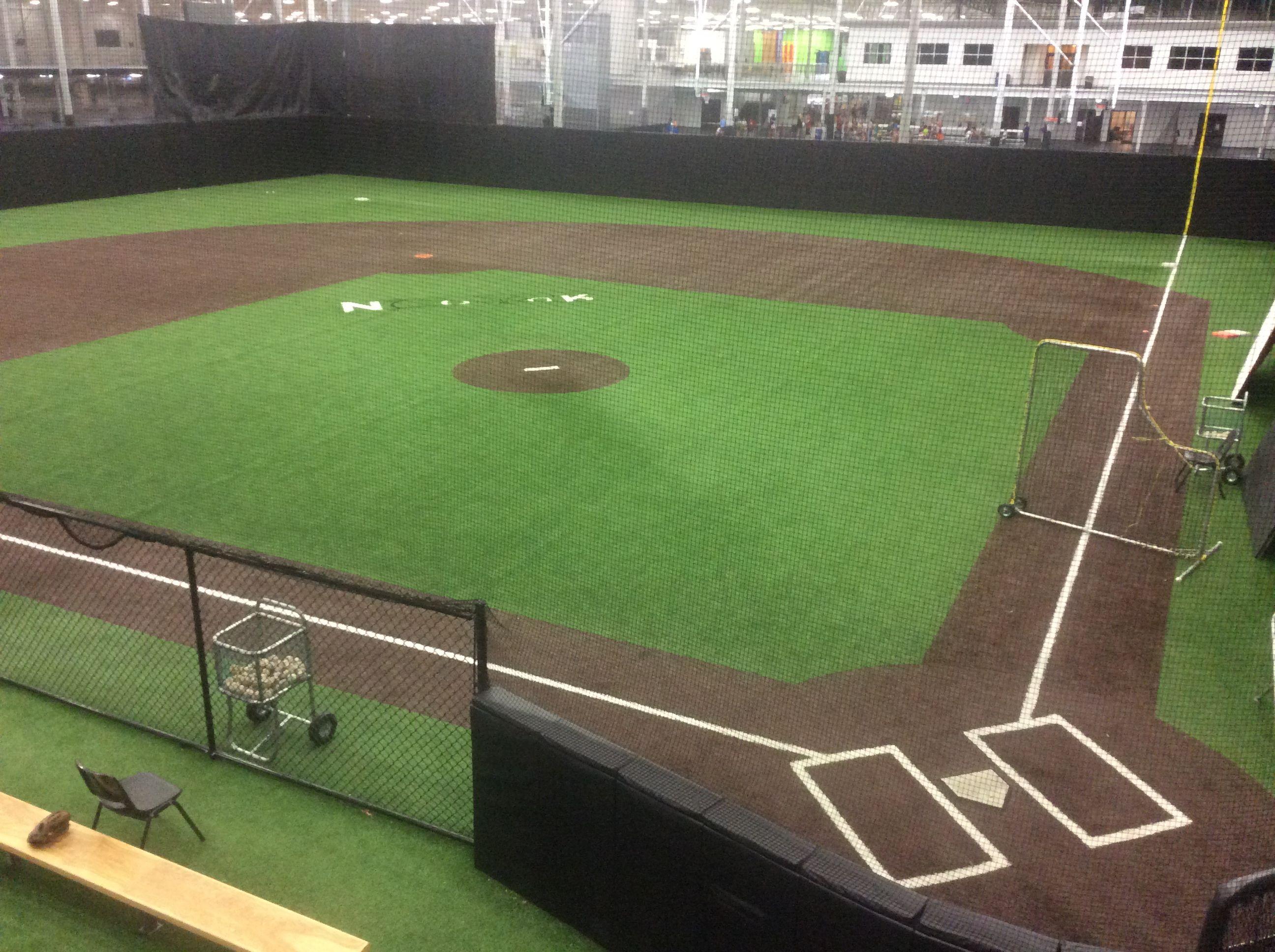 The Turf Baseball Field Sports Training Facility Spooky Nook Sports Baseball Training
