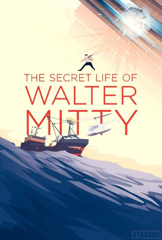 Walter Mitty An Art Print By Jeffrey Johnson With Images Life