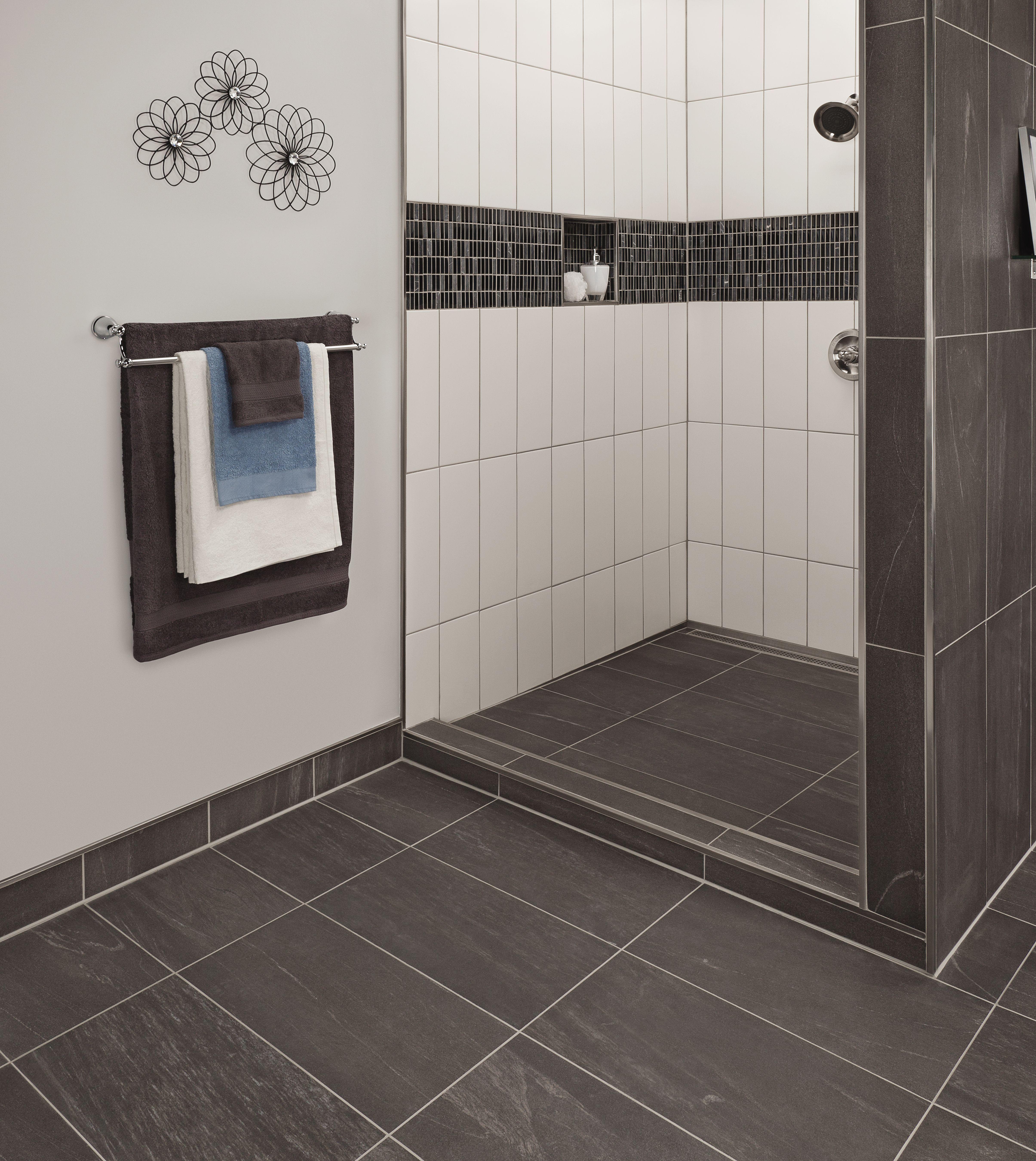 Subway Station   schluter.com   Bath in 2019   Toilet ...