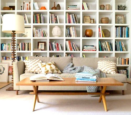 How to organise your #home #library #decorationtips #decoration #galsnguys #tips