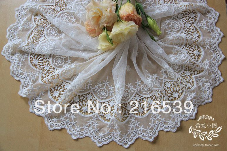 Aliexpress.com : Buy handmade clothes accessories high quality 100% cotton ben white laciness 2.5cm from Reliable clothes korean suppliers on Lace Manufacturer No.1.