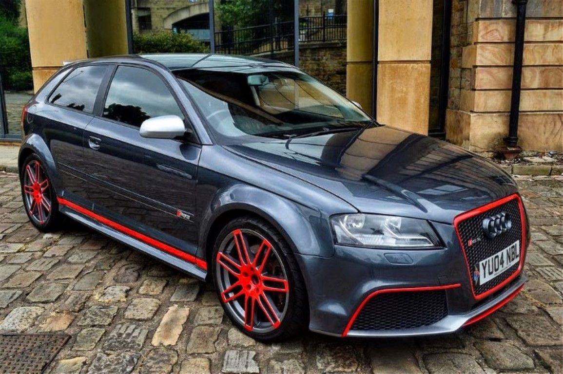 Audi Rs3 3 Door Body Kit For Audi A3 3 Door By Xclusive Customz