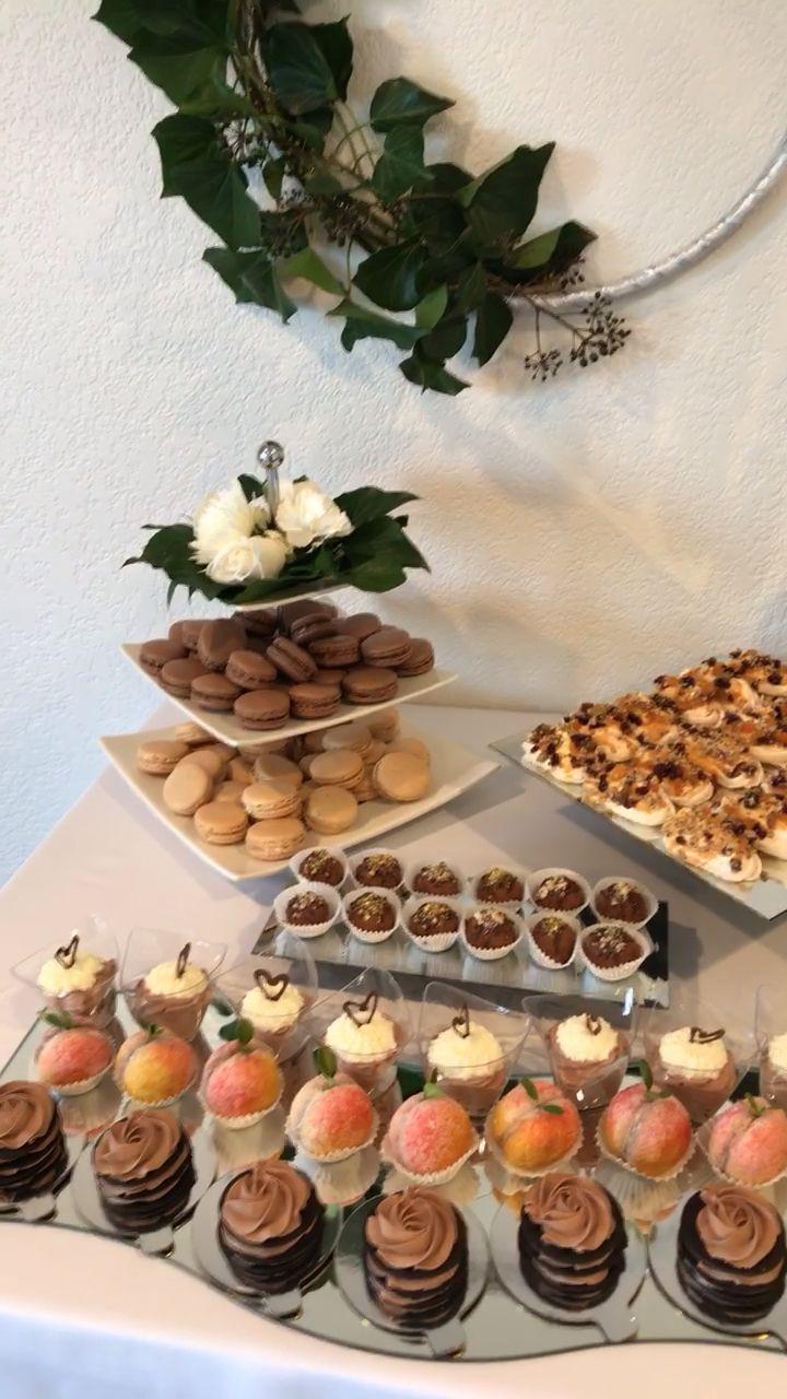 Photo of Snacks & Desserts Setup