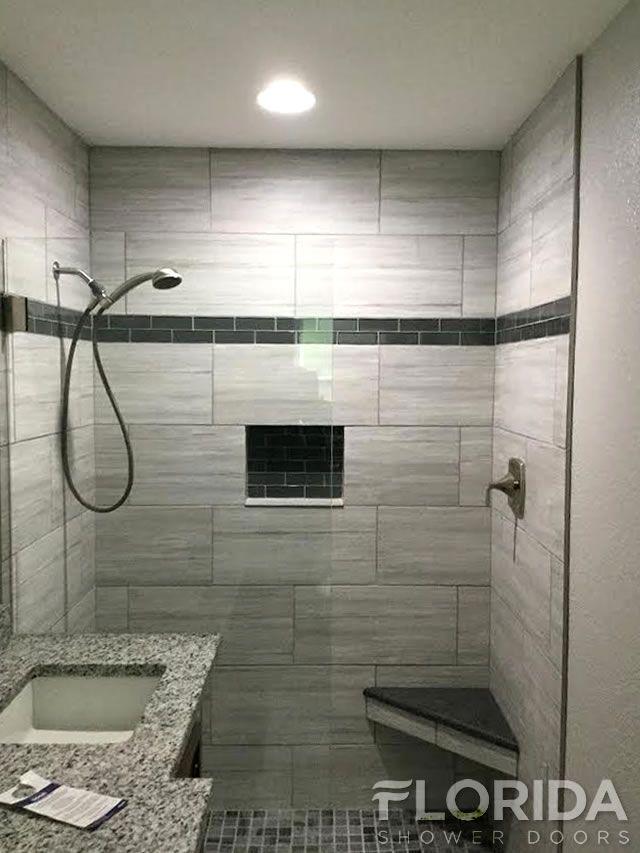Glass Shower Panels - Florida Shower Doors Manufacturer   Glass