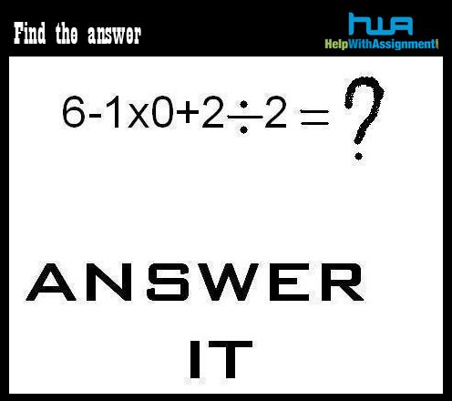 Find Out The Answer Get Help With Your Assignment Homework And