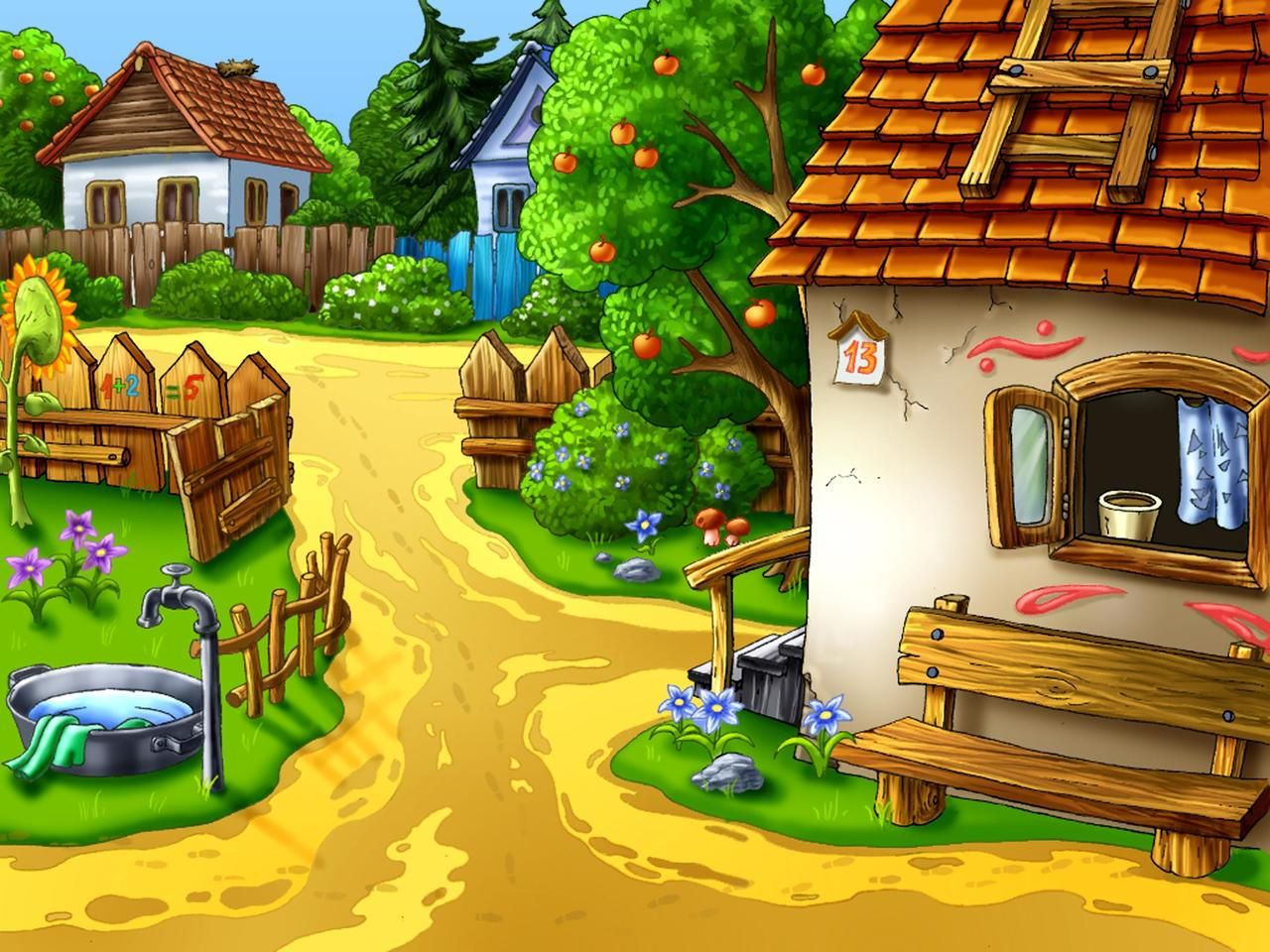 House Cartoon Google Search Background Images Wallpapers Beautiful Nature Wallpaper Nature Wallpaper