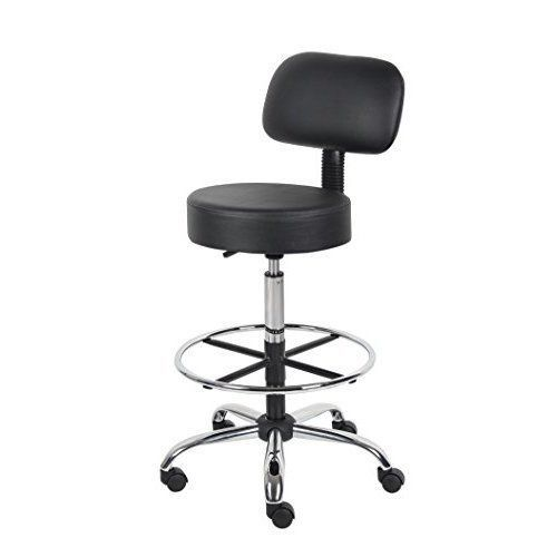 Adjustable Rolling Stool Medical Drafting Chair Office Furniture Workshop Desk #BossOfficeProducts  sc 1 st  Pinterest & Adjustable Rolling Stool Medical Drafting Chair Office Furniture ... islam-shia.org