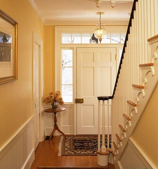 14 Traditional Style Home Decor Ideas That Are Still Cool: Traditional Front Doors With Sidelights And Transom Design