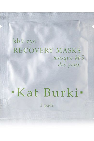Kat Burki - Kb5 Eye Recovery Mask X 8 - Colorless