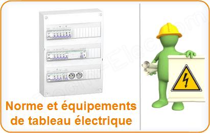 Norme Tableau Electrique En 2020 Norme Tableau Electrique Tableau Electrique Maison Tableau Electrique