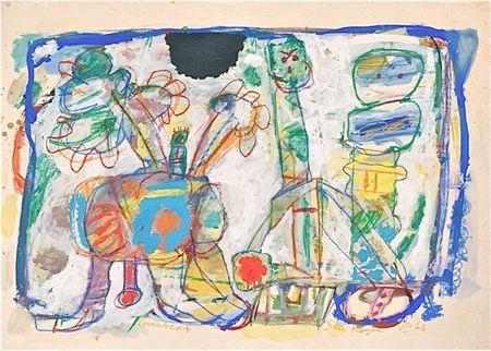 Lucebert Pictures To Draw Outsider Art Art