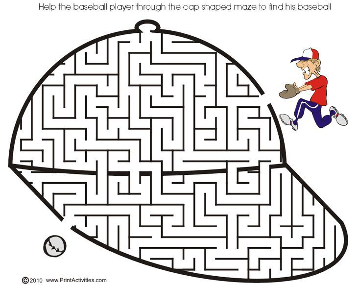 Free Printable Mazes That Kids Of All Ages Will Love Mazes For Kids Printable Printable Mazes Mazes For Kids Maze worksheets for year olds