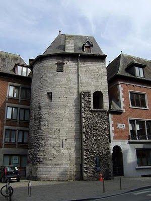 Namur - where my great grandparents were born!!!  Belgium!