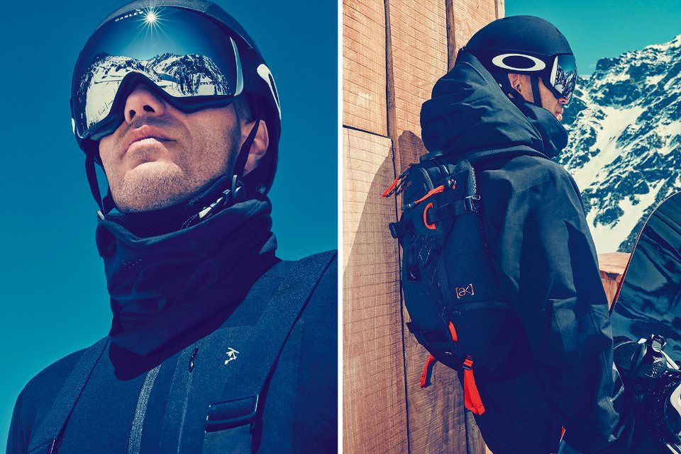 What To Wear On The Slopes | The Edit | The Journal | Issue 299 | 15 December 2016 | MR PORTER