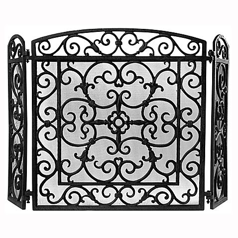 black iron fireplace screen. Cast Iron Fireplace Screen  Livingroom Pinterest Iron